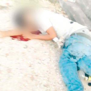 Asesinan a tiros a  narcomenudista