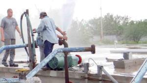 Reactivan abasto de agua para colonias del sur y poniente