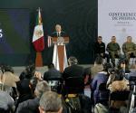 Rechaza AMLO impunidad por liberación del hijo del Chapo
