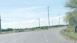 Demandan arreglo de carretera