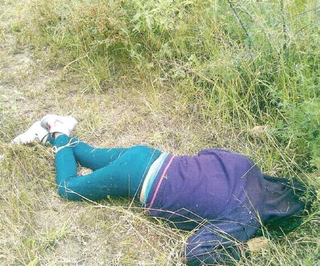 Hallan cadáver de una mujer en una brecha
