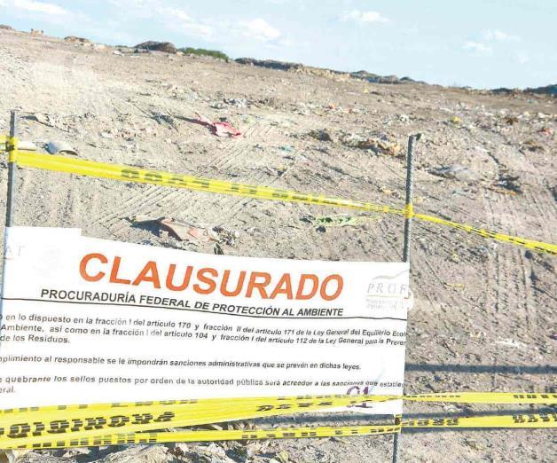 Profepa clausura Las Anacuas