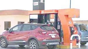 Huye sin pagar la gasolina
