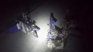 Muere motociclista embestido por vehículo en Libramiento