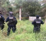 Localizan restos humanos en rastreos de Reynosa