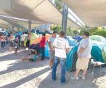 Detectan casos de SIDA en migrantes