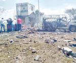 Explota polvorín: 2 muertos y 6 heridos