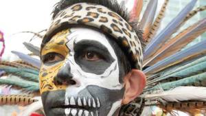 Día de los Muertos, la celebración más colorida de México