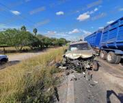 Arroja carreterazo tres muertos en San Fernando