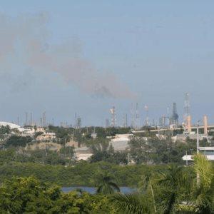 Genera alarma nube tóxica