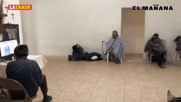 Albergue en Reynosa recibe a 33 personas