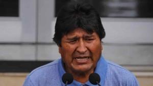 El expresidente Evo Morales dijo que el Gobierno de México le salvó la vida