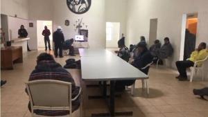 Llegan 33 indigentes a albergue en Reynosa