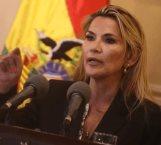 Hace nombramiento de su gabinete con urgencia nueva Presidente Interina de Bolivia