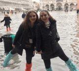 Narran terrible noche en Venecia