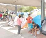 Difícil acceder al asilo en EU