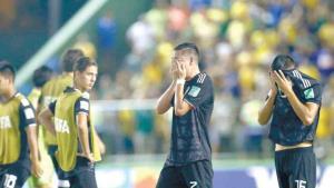 ¡Termina el sueño Tricolor!