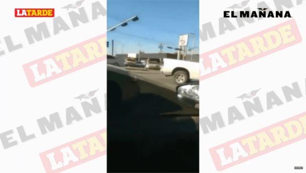 Una nueva jornada de violencia en N. Laredo