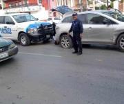 Caos en Las Fuentes por dos percances