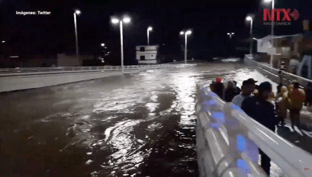 Emiten declaratoria de emergencia para Durango por lluvias