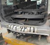 Transportaban cristal en llantas y carrocería de Jeep; arrestan a pareja