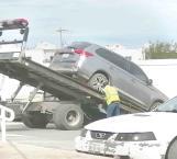 Le presta camioneta a exnovia y se la 'roban'