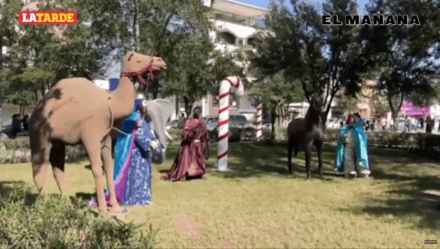 Inicia el fervor navideño en Reynosa