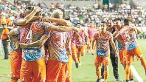 Alebrijes y el Zacatepec van  por la corona