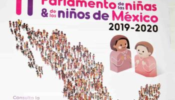 Revelarán ganadores de Parlamento Infantil