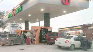 Asaltan 2 gasolineras