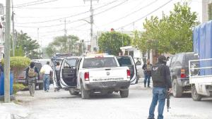 Atacan a balazos a Ministeriales