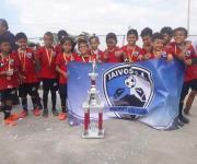 Conquistan Jaivos el Campeonato Estatal