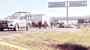 Suman Guanajuato 10 policías muertos