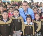 Son autorizadas 16 mil becas en Nuevo Laredo