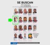 """Detienen a César Eduardo """"El Pollo"""", delincuente más buscado en Tamaulipas"""