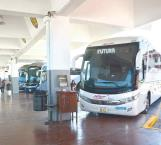 Asaltan a pasajeros de autobús