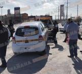 Operativo contra taxis 'piratas'