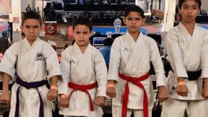 En evento nacional de karate destaca Tamaulipas
