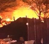 Explosión en fábrica deja dos muertos en Houston