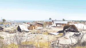 Persiste la irregularidad en colonias