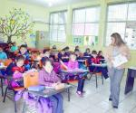 Niños migrantes recibirán educación