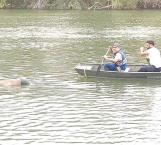 Recuperan a ahogado del Bravo