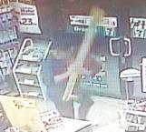 Graban asalto a una tienda