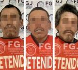 Vinculan a tres hombres a proceso por robo a vivienda