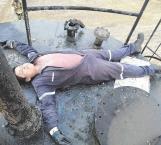 Obrero perece al inhalar gases en pozo petrolero