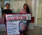 Piden apoyo a la ciudadanía familiares de joven desaparecido