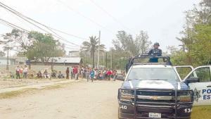 Desalojan a 'paracaidistas' de la Miramar