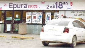 Asaltatiendas se apoderan de un botín de 40 mil pesos