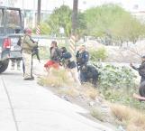 Investigan a 2 hombres por racha de asaltos