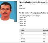 "Detienen en EU a hija de ""El Mencho"" líder del CJNG"